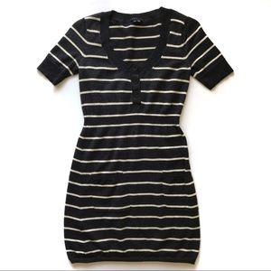 Theory Ernesta New Steady Sweater Dress